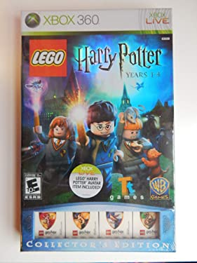 Lego Harry Potter Years 1-4 Collector's Edition