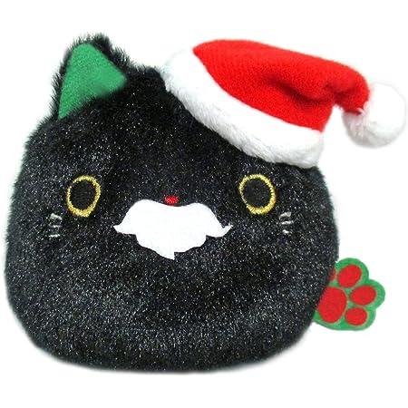 ねこだんご 17 クリスマスねこだんご サンタ ぬいぐるみ 高さ7cm
