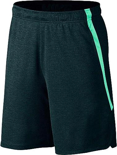 Nike Men's Dry 4.0 Training Shorts (Deep Jungle HTR noir,X-Large)