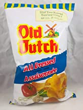 Old Dutch All Dressed Potato Chips Gluten Free (255g) Imported From Canada