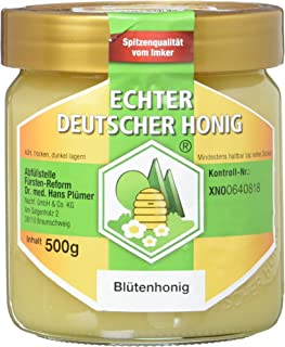 Bihophar Echter Deutscher Blütenhonig, 500g