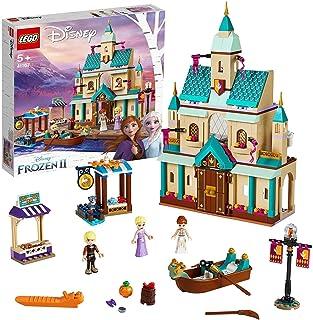 LEGO 41167 Disney Frozen II Arendelle Castle Village with Princess' Anna and Elsa plus Kristoff Mini dolls Princess' Castl...