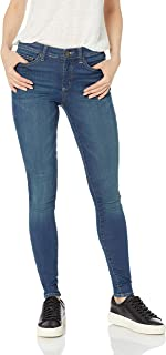 mid rise curvy skinny jeans