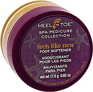 Heel To Toe Feels Like New Foot Softener