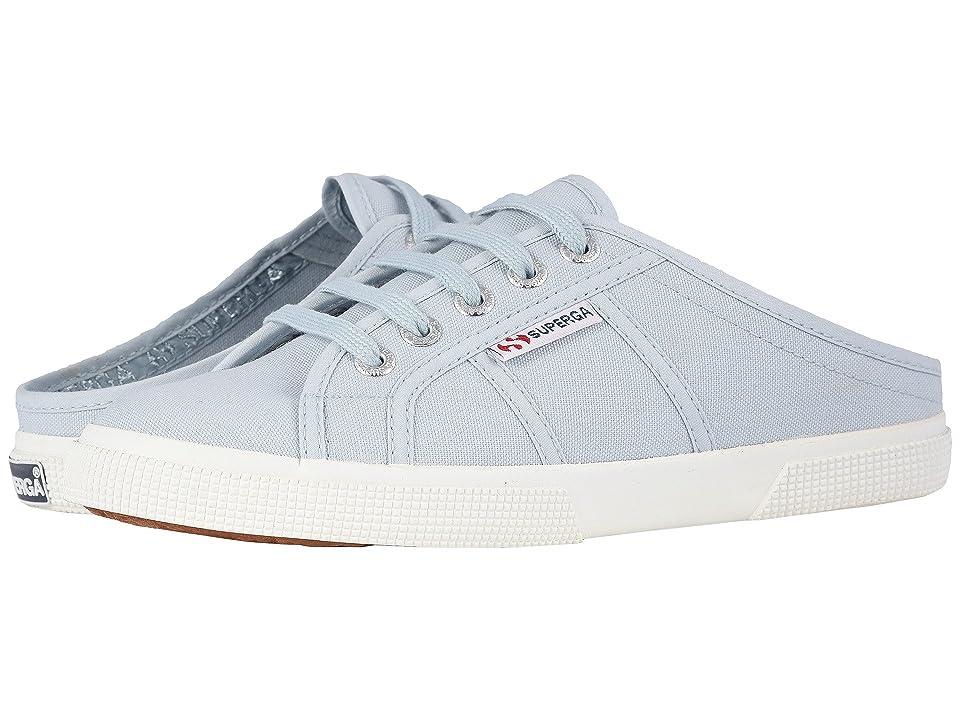 Superga 2288 Vcotw Sneaker Mule (Dusty Blue) Women