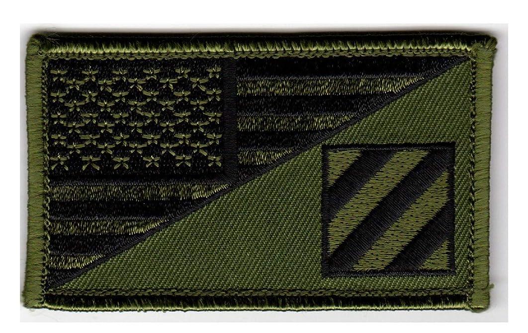 3rd Infantry American Flag 2
