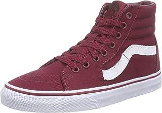 Sk8-Hi Men US 11 Red Skate Shoe