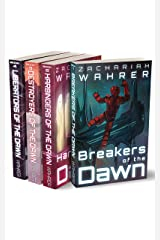 Dawn Saga Box Set: The Complete Space Opera Series (4 Books) Kindle Edition