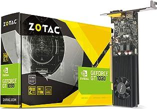 Zotac ZT-P10300E-10L - Tarjeta gráfica (GeForce GT 1030, 2 GB, GDDR5, 64 bit, 6000 MHz, PCI Express 3.0)