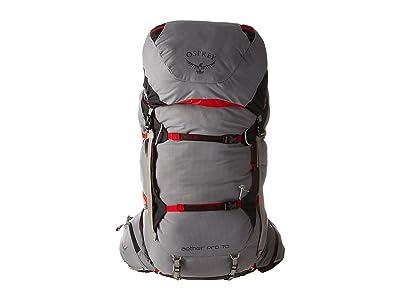 Osprey Aether Pro 70 (Kepler Grey) Backpack Bags