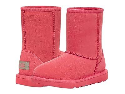UGG Kids Classic II (Little Kid/Big Kid) (Strawberry Sorbet) Girls Shoes