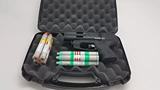 4 Shot Compact Pepper Spray Gun Bundle