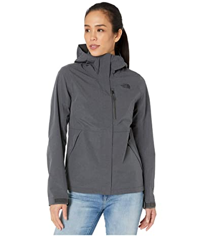 The North Face Dryzzle Futurelight Jacket (TNF Dark Grey Heather) Women