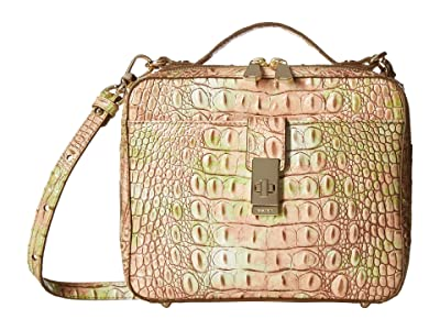 Brahmin Melbourne Evie Satchel (Atlas) Satchel Handbags