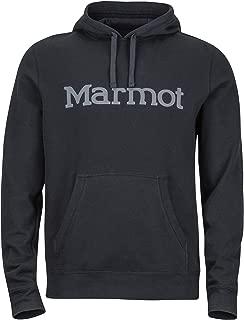 Marmot Men's Hoodie, Black