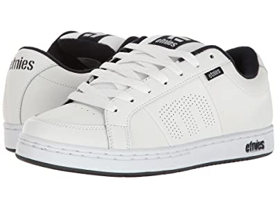 etnies Kingpin (White/Navy) Men
