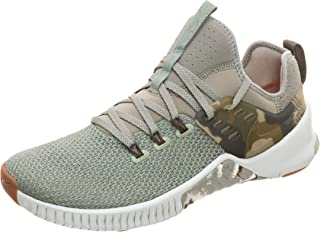 Men's Free Metcon Training Shoe (10.5, Dark Stucco/Olive Canvas)