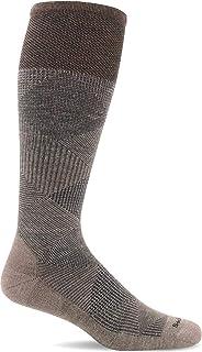 Sockwell Men's Diamond Dandy Moderate Graduated Compression Sock
