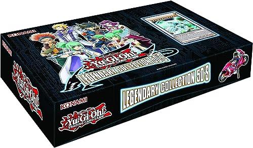 orden ahora disfrutar de gran descuento Konami - Juego de cartas Yu-Gi-Oh  Colección legendaria legendaria legendaria 5D's, para 2 jugadores (34908) (importado)  Seleccione de las marcas más nuevas como