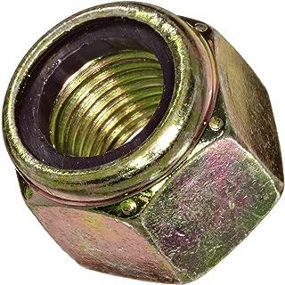 3//8-16 Grade 5 Nylon Insert Flange Locknuts Hex Grade F 100