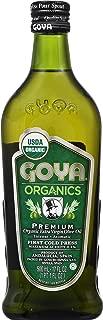 Goya, Premium Organic Extra Virgin OIl, 500 Milliliter(mL)