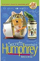 Secrets According to Humphrey Kindle Edition