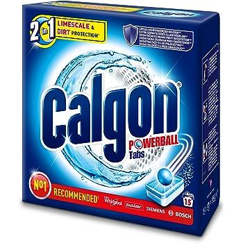 Calgon - Pastillas Antical para la Lavadora, Protección Contra Cal ...
