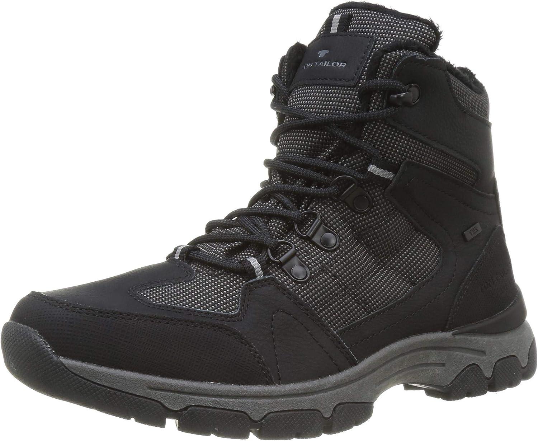 TOM TAILOR Men's Boot 9081405 Snow Max 75% OFF Nippon regular agency