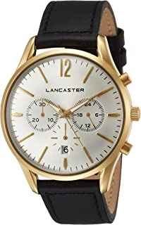 [ランカスターパリ]Lancaster Paris 腕時計 MLP003L/YG/BN MLP003L/YG/BN メンズ 【正規輸入品】
