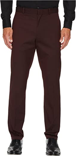 Slim Fit Subtle Tonal Stripe Pants