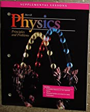 Supplemental Lessons: Merrill Physics Principles and Problems