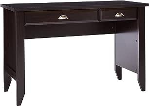 Sauder Shoal Creek Computer Desk, Jamocha Wood finish