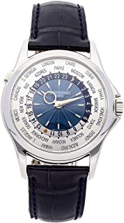 Patek Philippe Complications Mechanical (Automatic) Blue Dial Mens Watch 5130P-001 (Certified Pre-Owned)
