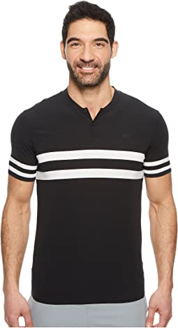 Nike - Court Dry Advantage Stripe Tennis Polo
