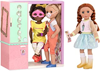 Glitter Girls by Battat – Picture of Friendship Photo Booth for 14-inch Dolls- Toys, Clothes and Accessories For Girls 3-Year-Old and Up