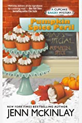Pumpkin Spice Peril (Cupcake Bakery Mystery Book 12) Kindle Edition