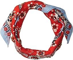 Tory Burch - Embellished Bandana Necktie