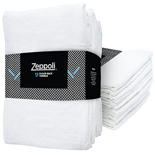 White Dish Towels: Amazon.com
