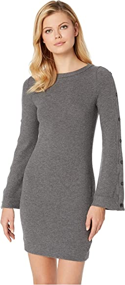 Brushed Sweater Dress