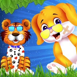 Jungle Safari - Animal Pet Daycare - Puppy Pet Daycare - Animal Spa And Dress up