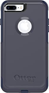 OtterBox Commuter Series Case for iPhone 8/7 Plus (ONLY) - Indigo Way (Renewed)