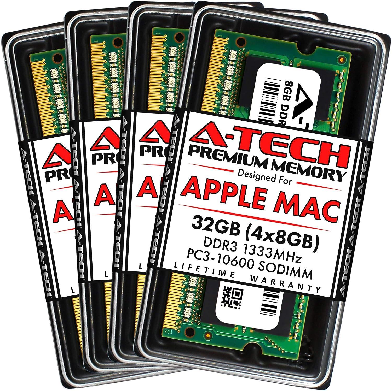 Memoria Ram 32GB Kit - 4x8GB Apple iMac  Mid 2010 27