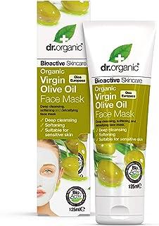 Dr Organic Virgin Olive Oil Face Mask, 125 ml