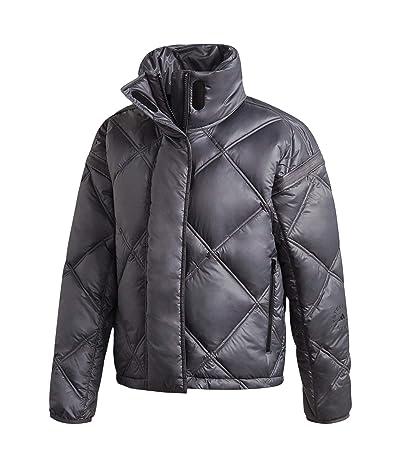 adidas by Stella McCartney Short Puffer Jacket FU1159 (Granite) Women