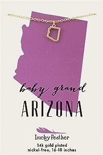 Best arizona heart necklace Reviews