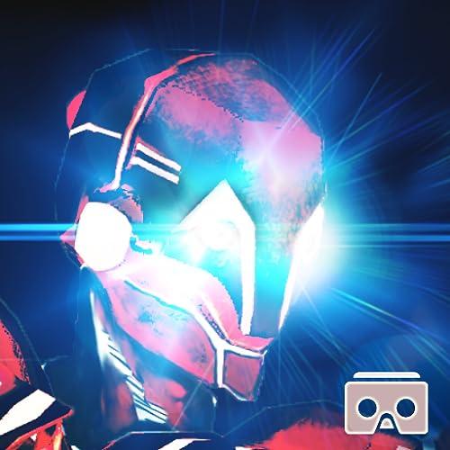 VR Alien Bot Shooter
