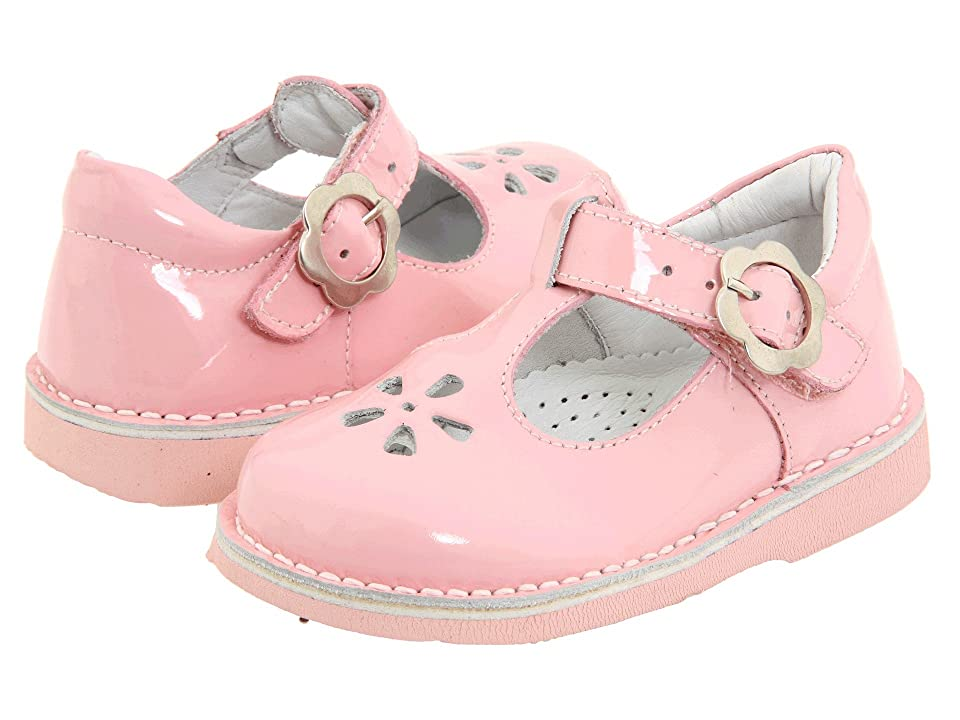 Kid Express Molly (Toddler/Little Kid/Big Kid) (Pink Patent) Girls Shoes