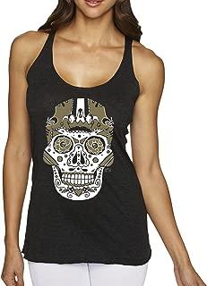 America's Finest Apparel New Orleans Sugar Skull - Women's Tank