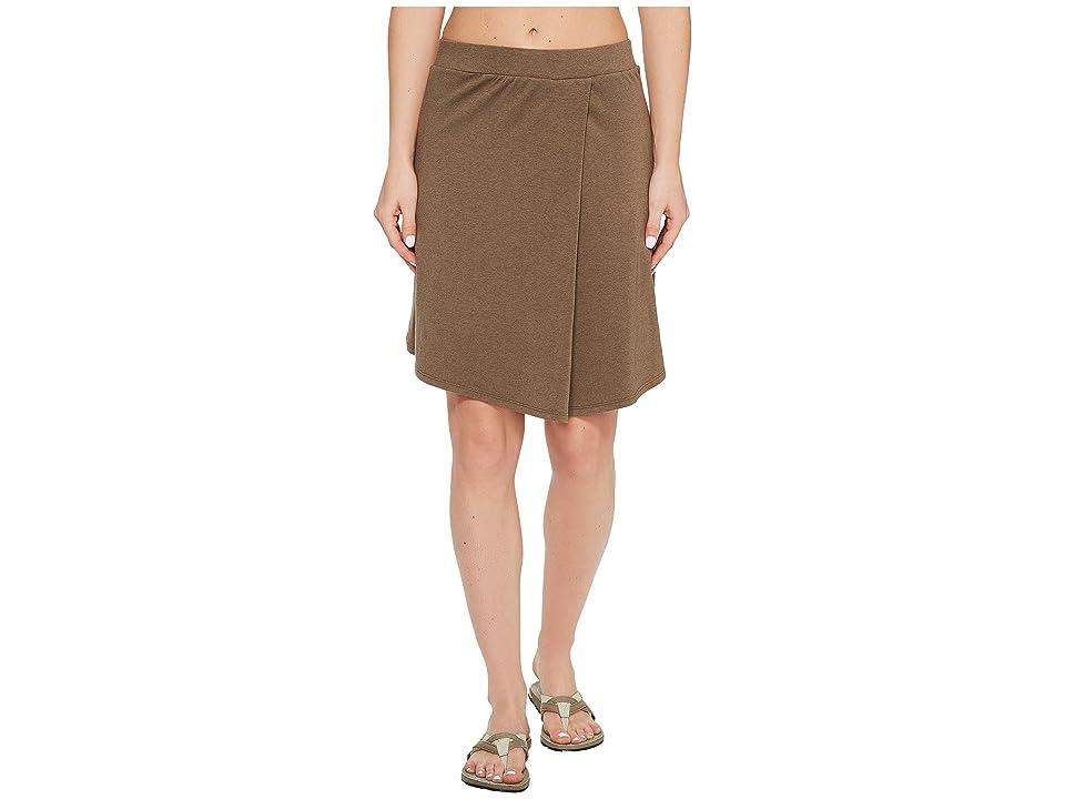NAU Astir Pleat Skirt (Sable) Women
