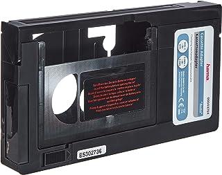 Hama 44704 Cassette adapter VHS-C/VHS, 6 mm, motorized